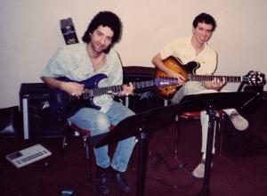 with Scott Henderson @ GIT 1989
