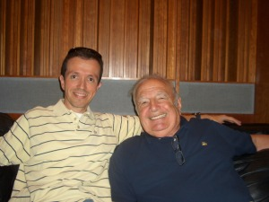 Bucky Pizzarelli at The Hit Factory - Miami